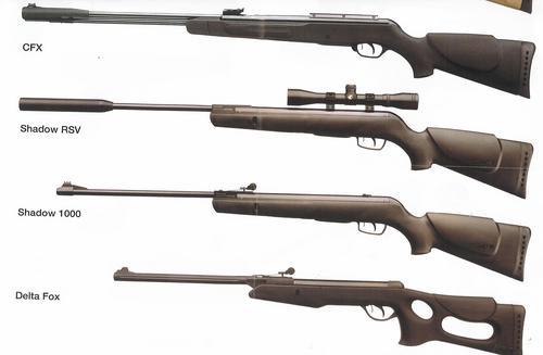 Gamo CFX 03 Gamo CFX пневматическая винтовка с подствольным рычагом