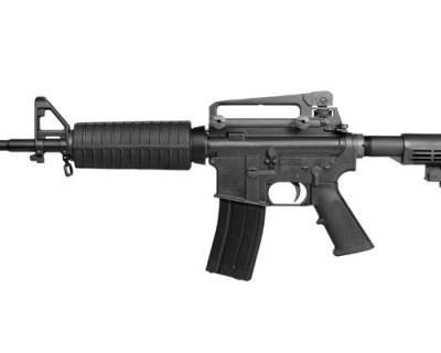 King Arms Colt M4A1 GBB KA GBB 01 as zm 400x320 Штурмовая винтовка Colt M4A1 Gas Blowback Airsoft Rifle