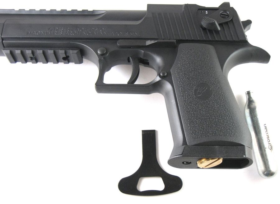 Umarex Desert Eagle 4 Пневматический пистолет Umarex Desert Eagle