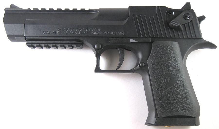 Umarex Desert Eagle side Пневматический пистолет Umarex Desert Eagle