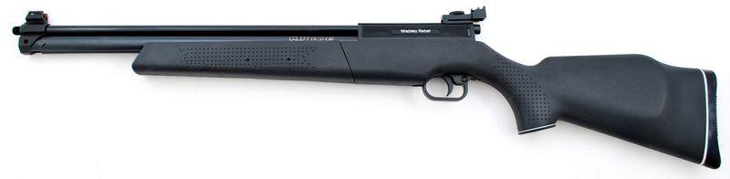 Webley Rebel 1 Пневматическая винтовка Webley Rebel