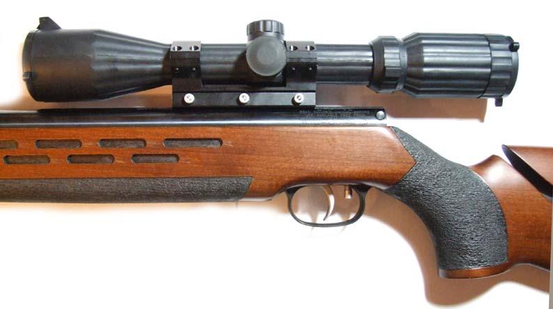 weihrauch hw 98 2 Пневматическая винтовка Weihrauch HW98