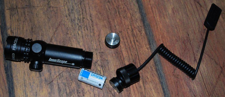 LTSU 4 Дешевый лазерный целеуказатель для пневматики