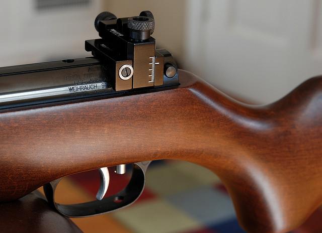 4432447167 0b1a8c5b80 z Weihrauch HW50S   небольшая и точная пневматическая винтовка калибра 4,5 мм