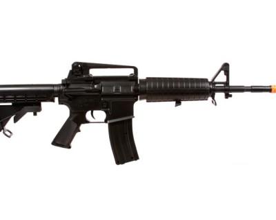COLT M4A1 SPRING RIFLE 550RD MAG BLACK CG18710 zm01 400x320 Винтовка Colt M4A1 Spring Airsoft Rifle, Black