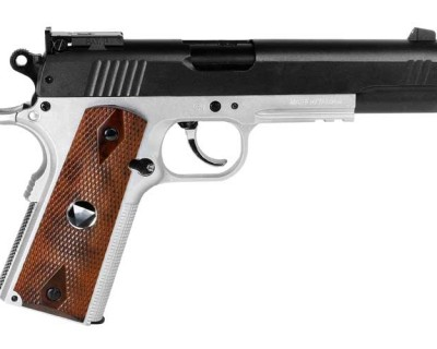 TSD M1911 Tac 2Tone Wood SDS601BSW as zm1 400x320 Пистолет TSD Sports M1911Heavy Weight, BSW