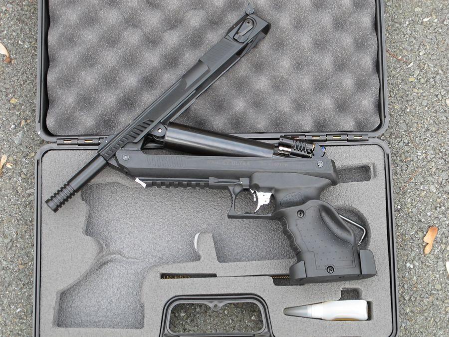 Webley Alecto ULTRA 02 Пистолет Webley Alecto Ultra   ваш спасательный круг в чрезвычайной ситуации