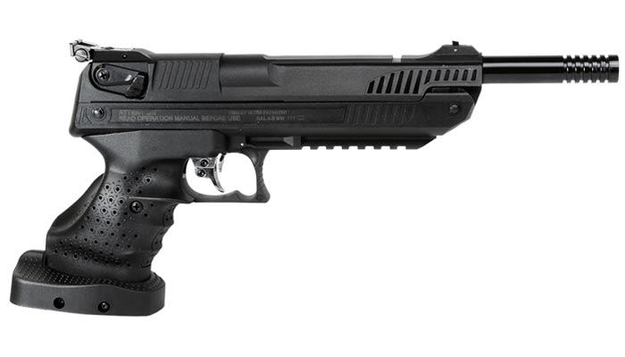 Webley Alecto ULTRA 03 Пистолет Webley Alecto Ultra   ваш спасательный круг в чрезвычайной ситуации