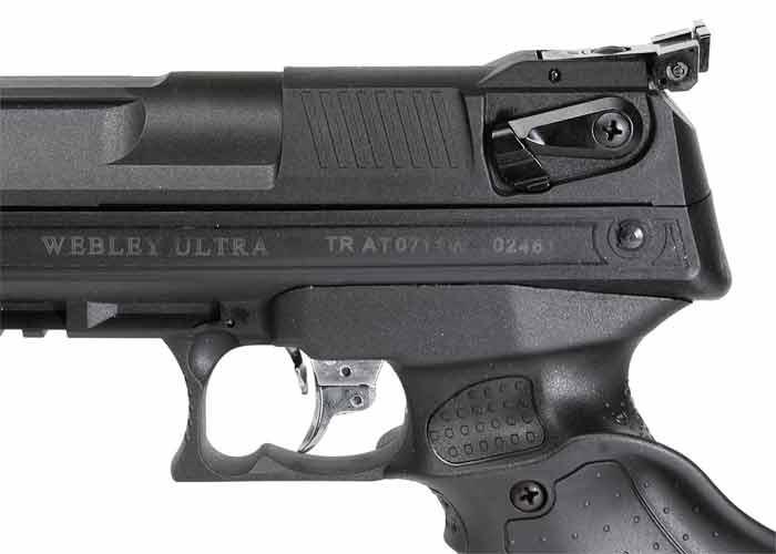 Webley Alecto ULTRA 05 Пистолет Webley Alecto Ultra   ваш спасательный круг в чрезвычайной ситуации