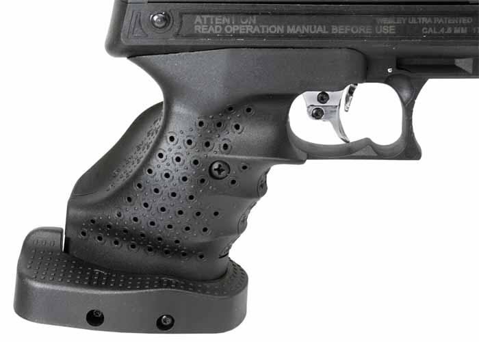 Webley Alecto ULTRA 07 Пистолет Webley Alecto Ultra   ваш спасательный круг в чрезвычайной ситуации