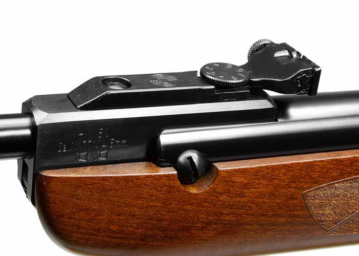 Weihrauch HW50S HW 403580 rifle zm3 Weihrauch HW50S   небольшая и точная пневматическая винтовка калибра 4,5 мм