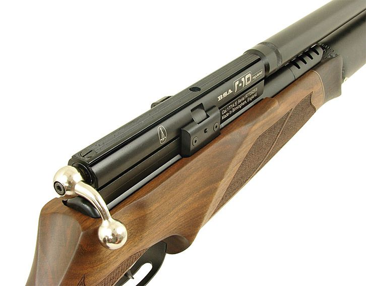 BSA R10 07 BSA R10 большая, громкая и точная PCP винтовка