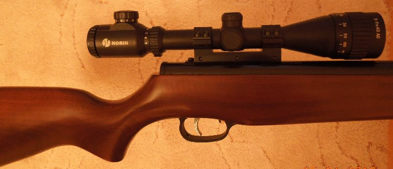 DSCN0178 Обзор пневматической винтовки   Beeman RS1/RS2 Caliber BN 1072 air rifle