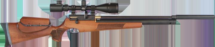 FX T12FT PCP винтовка FX T12 FT   Красота и точность