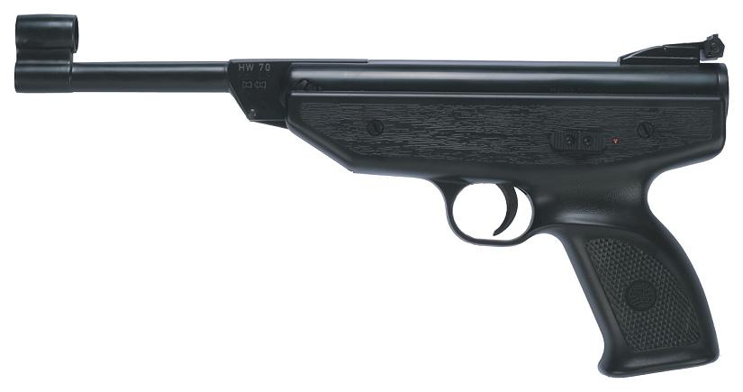 Wiehrauch HW70 06 Пневматический пистолет Wiehrauch HW70