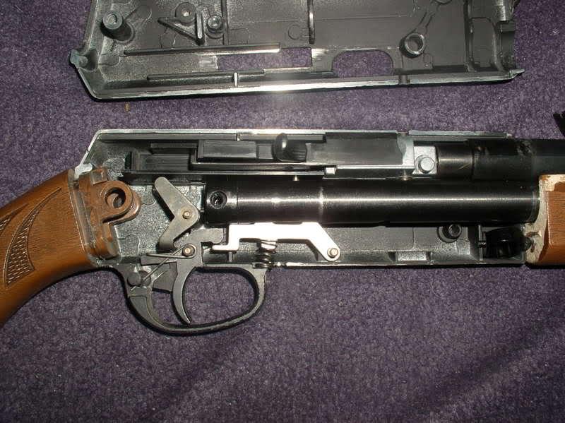 crosman 2100 01 Crosman 2100   пневматическое оружие выживальщика