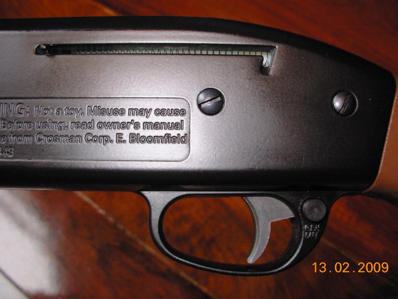 crosman 2100 13 Crosman 2100   пневматическое оружие выживальщика