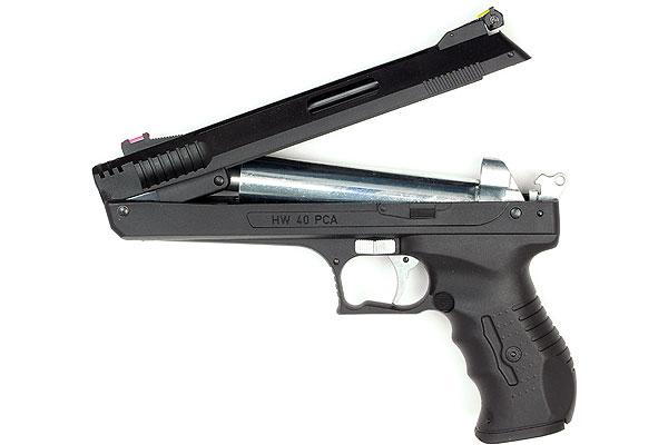 wiatrowka pistolet weihrauch hw403 Пневматический пистолет Weihrauch HW40