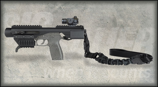 ACP Enhanced detail hero Пистолетный тактический обвес SIG ACP