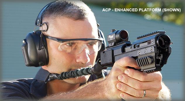 ACP Lifestyle1 detail Пистолетный тактический обвес SIG ACP