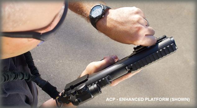 ACP Lifestyle2 detail Пистолетный тактический обвес SIG ACP