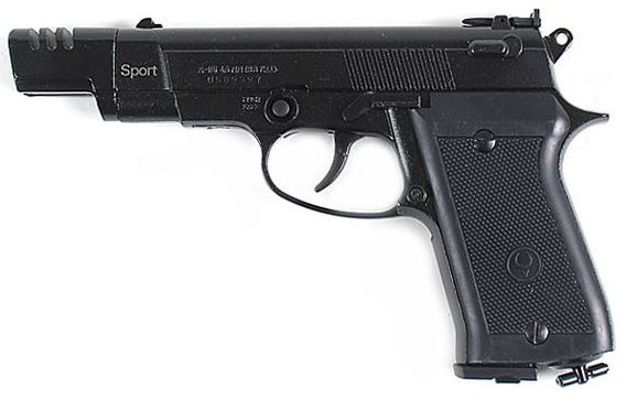 Aniks A 101M Покупаем пневматический пистолет