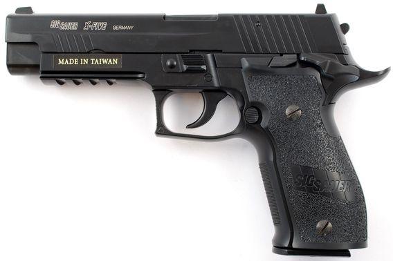 Cybergun SigSauer P226 X FIVE Blowback Покупаем пневматический пистолет