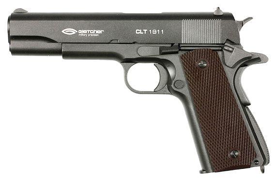 Cybergun Tanfoglio Colt 1911 Покупаем пневматический пистолет