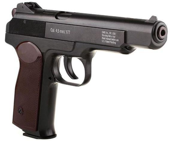 Gletcher APS Stechkina Покупаем пневматический пистолет