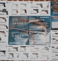 Пистолеты Umarex