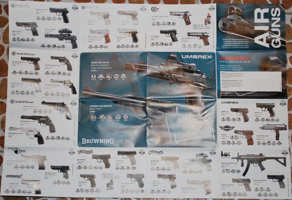 Pistolety Umarex Мой выбор пневматического пистолета Umarex для пулевой стрельбы