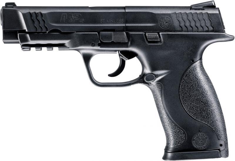 SMITH WESSON MP 45 Мой выбор пневматического пистолета Umarex для пулевой стрельбы