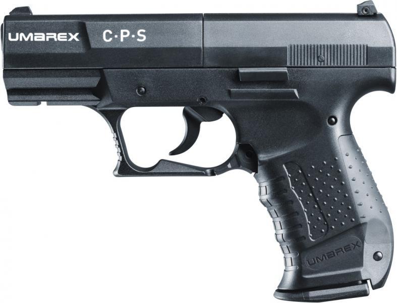 UMAREX CPS Мой выбор пневматического пистолета Umarex для пулевой стрельбы