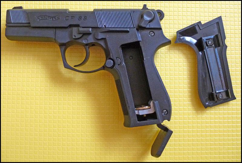 Umarex Walther CP88 04 Umarex Walther CP88   хороший выбор для целевой стрельбы