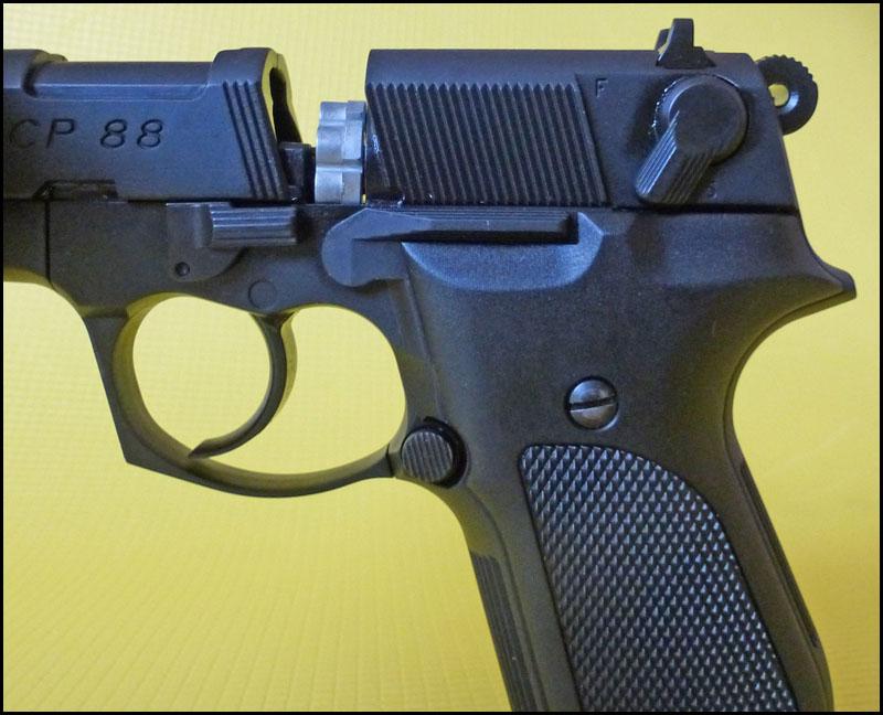 Umarex Walther CP88 12 Umarex Walther CP88   хороший выбор для целевой стрельбы