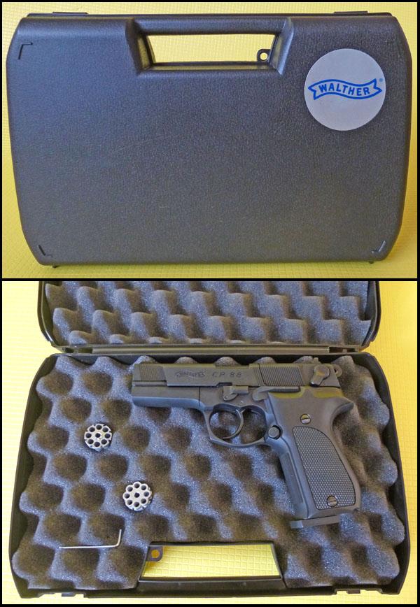 Umarex Walther CP88 14 Umarex Walther CP88   хороший выбор для целевой стрельбы