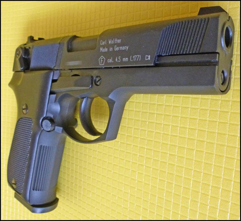 Umarex Walther CP88 16 Umarex Walther CP88   хороший выбор для целевой стрельбы