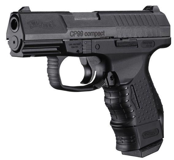 Umarex Walther CP99 Compact Покупаем пневматический пистолет