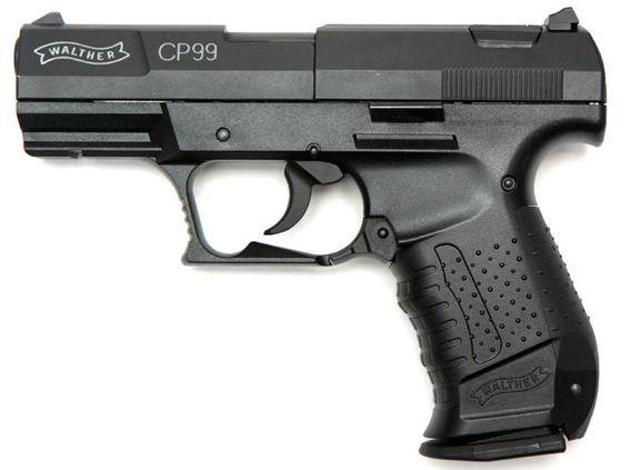 Umarex Walther CP99 Покупаем пневматический пистолет