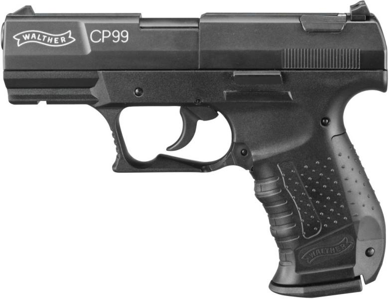 WALTHER CP99 Мой выбор пневматического пистолета Umarex для пулевой стрельбы
