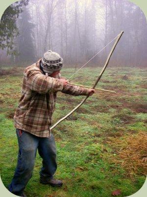 bow making instructions 1 Как сделать быстрый лук