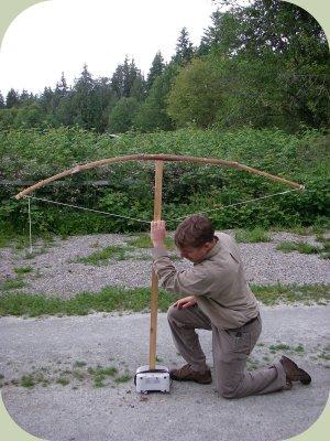 bow making instructions 6 Как сделать быстрый лук