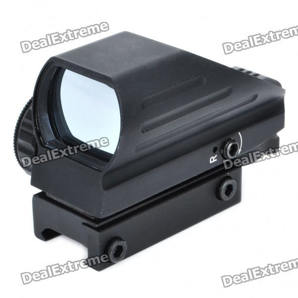 sku 102710 1 Составной оптический прицел из коллиматора и увеличителя