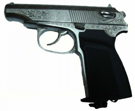 03 MR 654K 02 v podarochnom ispolnenii1 Вечно молодой, вечно Макаров. История пневматического пистолета ИЖ MP 654K