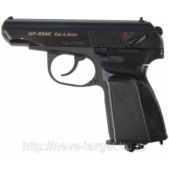 04 MR 654k 03 Вечно молодой, вечно Макаров. История пневматического пистолета ИЖ MP 654K