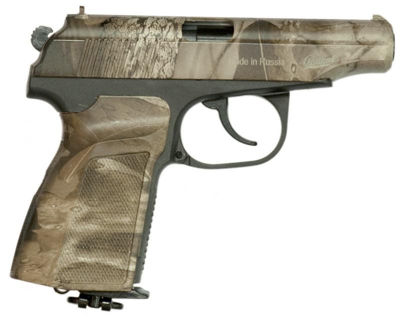 05 MR 654K 11 Вечно молодой, вечно Макаров. История пневматического пистолета ИЖ MP 654K