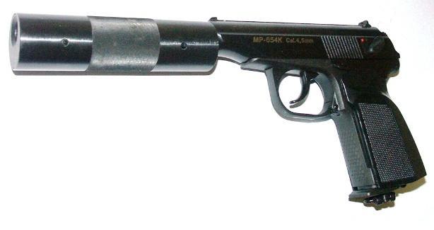06 MR 654K 15 Вечно молодой, вечно Макаров. История пневматического пистолета ИЖ MP 654K