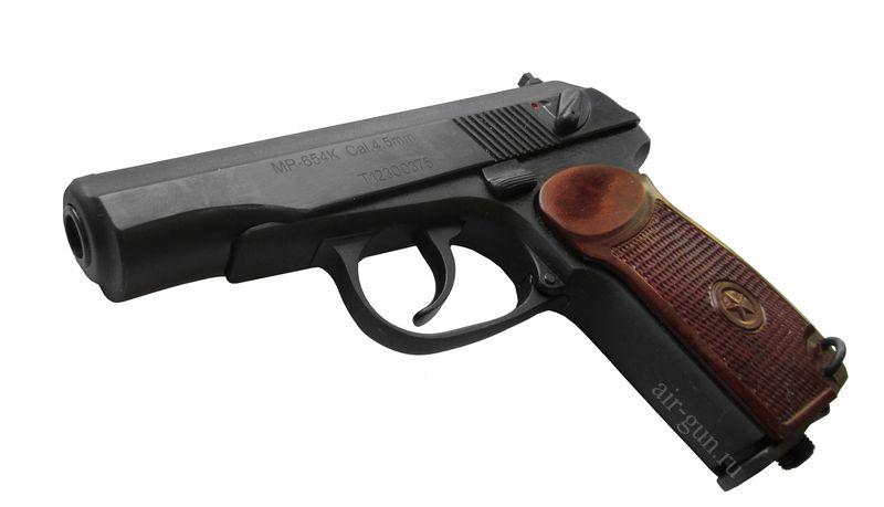 11 MR 654K 33 Вечно молодой, вечно Макаров. История пневматического пистолета ИЖ MP 654K