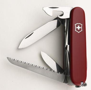 13 Victorinox Swiss Champ 20 лучших ножей созданных человеком