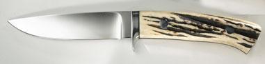 14 George Herron Model 6 Drop Point 20 лучших ножей созданных человеком